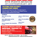 Summer Movies at Five Points + Moving Targets EXTENDED through August 13th