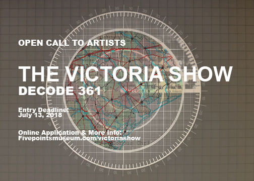 Call for Entries: The Victoria Show